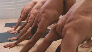 Men's Naked Yoga